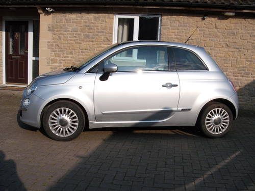Fiat 500 1.4 2008 100 BHP 6 Speed Petrol 29k Miles 1 Owner SOLD (picture 5 of 6)