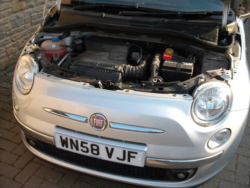 Fiat 500 1.4 2008 100 BHP 6 Speed Petrol 29k Miles 1 Owner SOLD (picture 6 of 6)