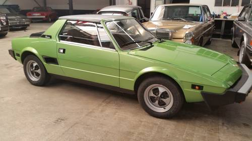 1975 Fantastic Fiat X19 For Sale (picture 1 of 3)