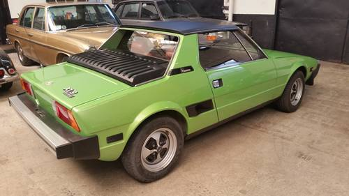 1975 Fantastic Fiat X19 For Sale (picture 3 of 3)