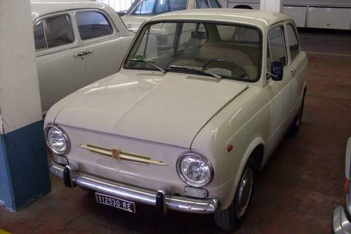 FIAT 850 BERLINA  1965 For Sale (picture 1 of 4)