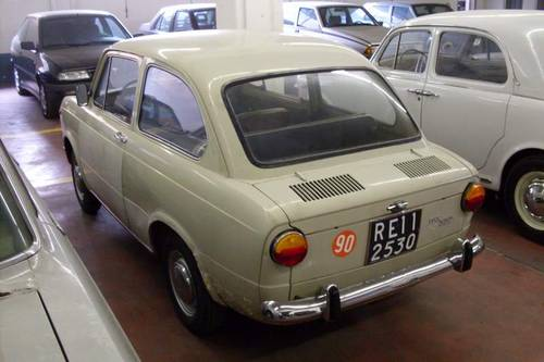 FIAT 850 BERLINA  1965 For Sale (picture 2 of 4)