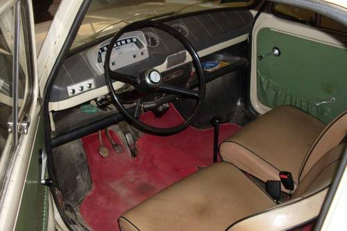 FIAT 850 BERLINA  1965 For Sale (picture 4 of 4)