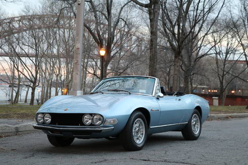 1972 Fiat Dino 2400 Spider # 21531 For Sale (picture 1 of 4)