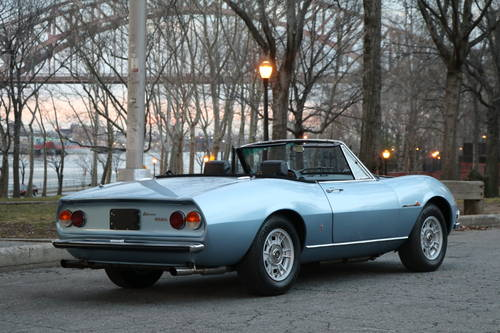 1972 Fiat Dino 2400 Spider # 21531 For Sale (picture 2 of 4)