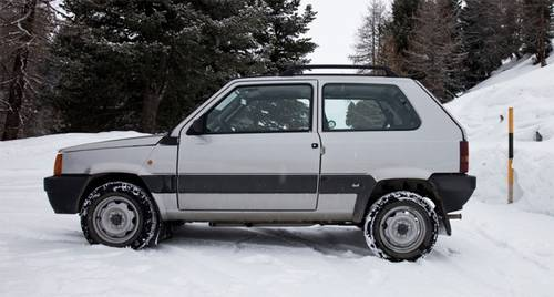 1991 Fiat Panda 4x4 Wanted - have you got one? (picture 1 of 1)
