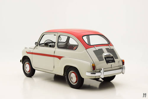 1959 Fiat 600 Viotti Coupe SOLD (picture 4 of 6)