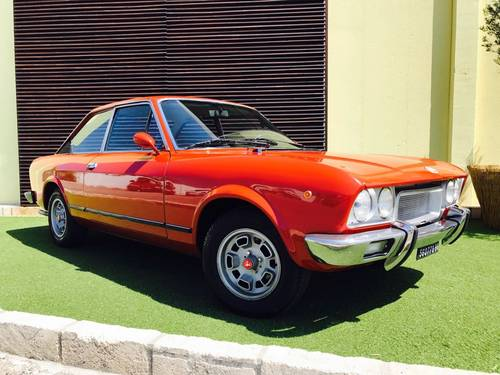 1973 FIAT 124 COUPE Sport 1.6 - 132 AC SOLD (picture 1 of 6)