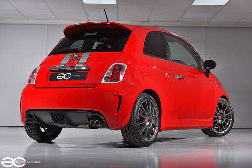 2009 Fiat 500 Abarth Ferrari Dealer Edition #197/200 - 18K Miles SOLD (picture 4 of 6)