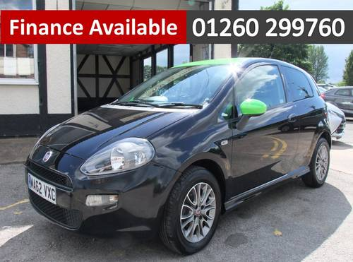 2012 FIAT PUNTO 1.4 GBT 3DR SOLD (picture 1 of 6)