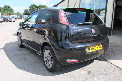 2012 FIAT PUNTO 1.4 GBT 3DR SOLD (picture 3 of 6)
