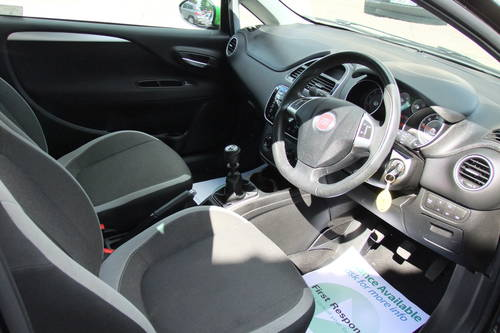 2012 FIAT PUNTO 1.4 GBT 3DR SOLD (picture 6 of 6)