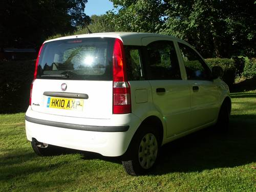 2010 Fiat Panda 1.2 Dynamic ECO SOLD (picture 4 of 6)