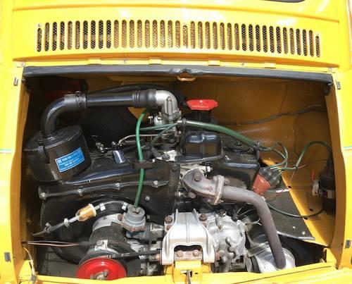1970 Fiat 500L Lusso - Fantastic Condition - Recent Restoration SOLD (picture 4 of 6)