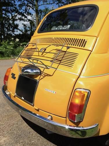 1970 Fiat 500L Lusso - Fantastic Condition - Recent Restoration SOLD (picture 5 of 6)