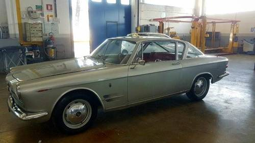 1963 Fiat 2300S Coupe with Abarth Upgrades For Sale (picture 1 of 6)