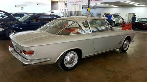 1963 Fiat 2300S Coupe with Abarth Upgrades For Sale (picture 2 of 6)