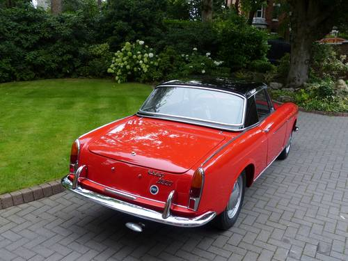 1964 Fiat OSCA 1600 S Spyder LHD £42,950 For Sale (picture 2 of 6)