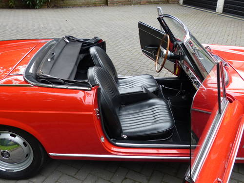 1964 Fiat OSCA 1600 S Spyder LHD £42,950 For Sale (picture 5 of 6)
