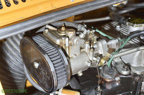 1969 UK rhd Fiat 750 Abarth Evocation SOLD (picture 4 of 6)