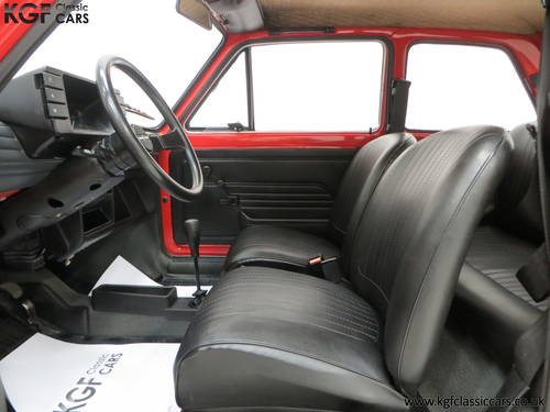 1990 An Original Polski-Fiat 126P Owned by Presenter Jonny Smith SOLD (picture 6 of 6)
