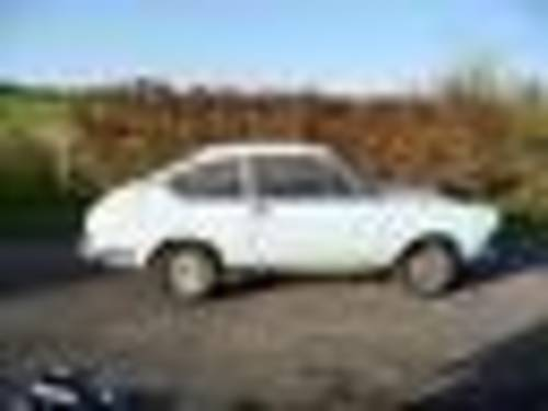 1966 Fiat 850 Coupe series 1 ** For restoration /recommissio For Sale (picture 1 of 6)