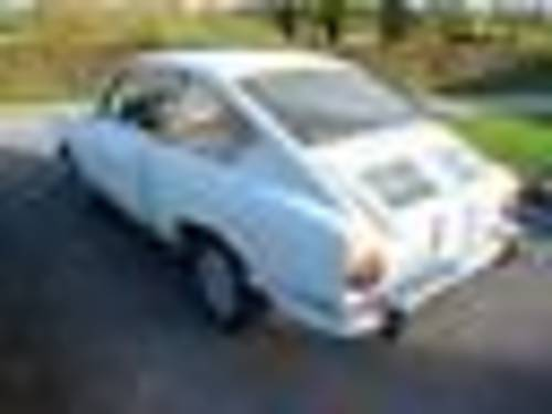 1966 Fiat 850 Coupe series 1 ** For restoration /recommissio For Sale (picture 4 of 6)