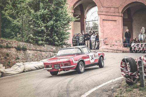 Fiat 124 Sport Spider 1.8, Rally, 1974, race car For Sale (picture 2 of 6)