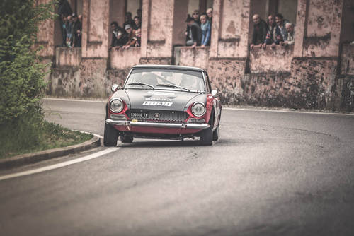 Fiat 124 Sport Spider 1.8, Rally, 1974, race car For Sale (picture 3 of 6)