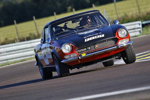 Fiat 124 Sport Spider 1.8, Rally, 1974, race car For Sale (picture 4 of 6)