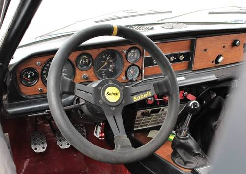 Fiat 124 Sport Spider 1.8, Rally, 1974, race car For Sale (picture 5 of 6)