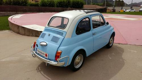 1970 Fiat 500 L For Sale (picture 2 of 6)