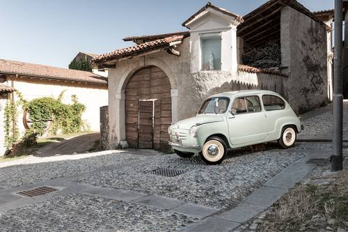 1956 Rare Fiat 600 First Series good for MM For Sale (picture 1 of 6)