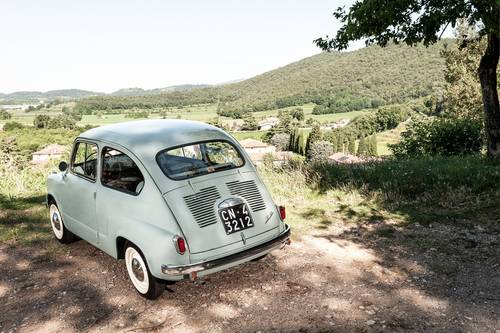 1956 Rare Fiat 600 First Series good for MM For Sale (picture 2 of 6)