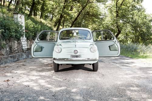 1956 Rare Fiat 600 First Series good for MM For Sale (picture 3 of 6)