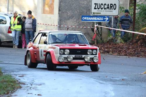1976 Ex works Fiat 131 Abarth Gr4 For Sale (picture 2 of 6)