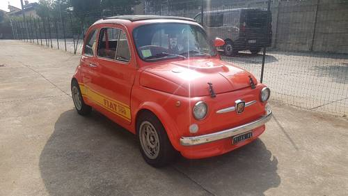 1969 wonderful 500 abarth tribute For Sale (picture 1 of 6)
