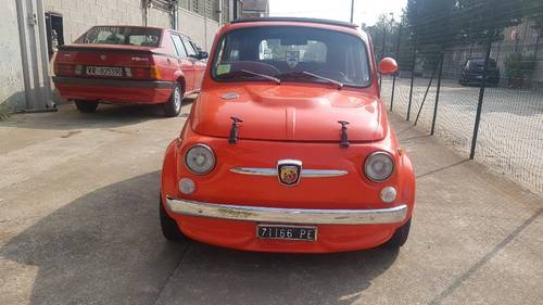 1969 wonderful 500 abarth tribute For Sale (picture 3 of 6)