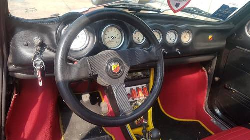 1969 wonderful 500 abarth tribute For Sale (picture 4 of 6)