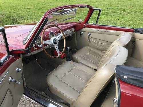 1955 1100TV Spider Allemano For Sale (picture 3 of 6)