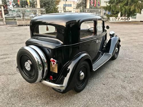 1935 Fiat - 508 Balilla 4 marce FIAT REGISTER SOLD (picture 3 of 6)