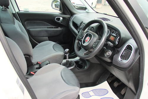 2014 FIAT 500L 1.6 MULTIJET LOUNGE 5DR, 5 Door MPV SOLD (picture 6 of 6)