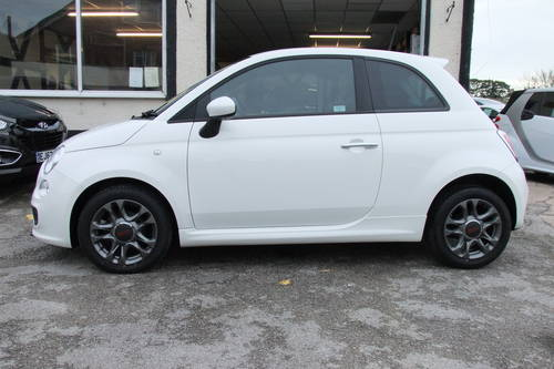 2013 FIAT 500 1.2 S 3DR SOLD (picture 2 of 6)