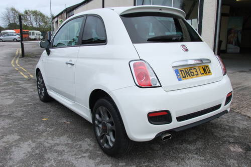 2013 FIAT 500 1.2 S 3DR SOLD (picture 3 of 6)