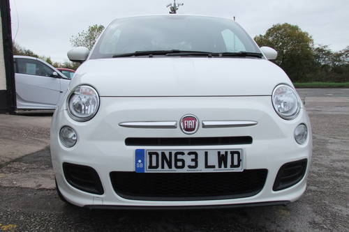 2013 FIAT 500 1.2 S 3DR SOLD (picture 4 of 6)