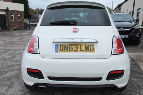 2013 FIAT 500 1.2 S 3DR SOLD (picture 5 of 6)