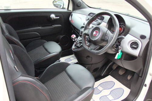 2013 FIAT 500 1.2 S 3DR SOLD (picture 6 of 6)