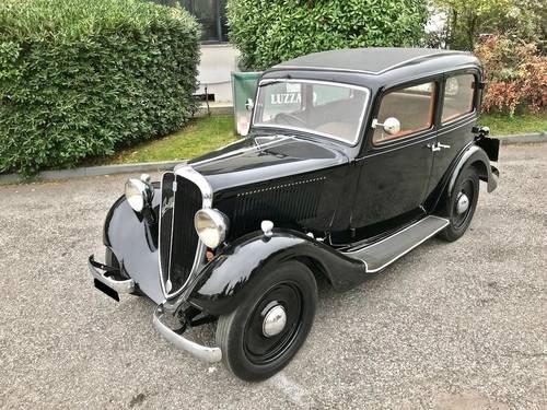 1935 Fiat - 508 Balilla 4 marce FIAT REGISTER SOLD (picture 1 of 6)