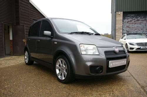 2008 Fiat Panda 1.4 16v 100HP 5 Door Manual (46,654 miles ) SOLD (picture 2 of 6)