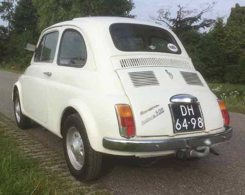 1966 New Zealand Assembled Fiat 500 Bambino For Sale Sold Car And Classic